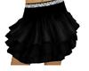 Black Cute Miniskirts