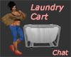 c] Standard Laundry cart