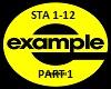 Example - Stay Awake 1