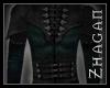 [Z] Dark Lord Armor teal