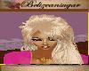 Anns Roma hair blonde