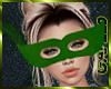 Carnival Mask Green