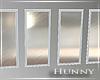 H. Wall Mirrors Silver