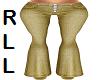 Gold Mina Jeans RLL