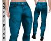 WV2 Jeans Blue