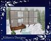 Winter Modern Cabin