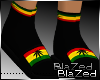 Bl Rasta F Slides/socks