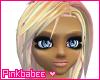 pink and blonde garnet