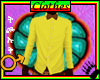 Tck_Bow Tie Yellow Shirt