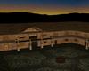 the night courtyard