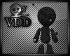 VuDou Doll PinHead