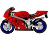 GSX-R united spider-man