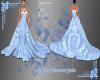 Lite Blue Stunning Gown