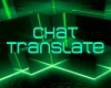 Chat translate green