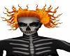 Halloween Flame Hair