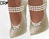 DR- Pearl heels