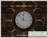 ENC. RIZA WALL CLOCK