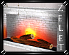  LZ Shabby Fire Place