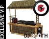 Tiki DJ Booth
