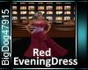 [BD]RedEveningDress