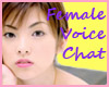Female Voice Chat