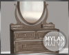 ~M~ | Wood Dresser
