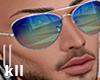 Blue Sunglasses  HD