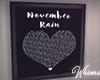 Black November Rain