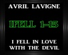 Avril Lavigne - I Fell