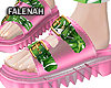 � Iguana Sandals