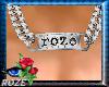 roze Necklace Male