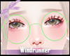 ▲ Cute Lime Goggles