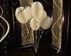 Gatsby Balloons Gold