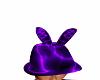 animated purple ears