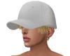 NV Ballcap BL White