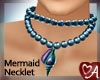 .a Mermaid Necklet BLR
