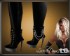 [LD] BIKE CHAINED BOOTS