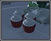 [X] Red Velvet Cupcakes.