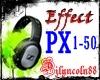 ~DJ EFFECT PX 1-50~
