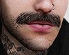 Moustache asteri