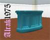 Blue Turquoise Bar