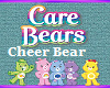 V Animated Cheer Bear