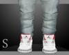 Jordans Retro V2 Red