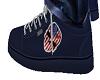 American Skull Sneakers