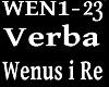 VERBA - WENUS I RE
