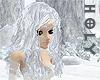 Very Silver Shining Hair