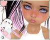 ♚ Black/Pink Tiri
