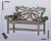 AG- Butterfly Bench