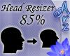 [Arz]85% Head Resizer