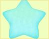 star pillow ★ mint